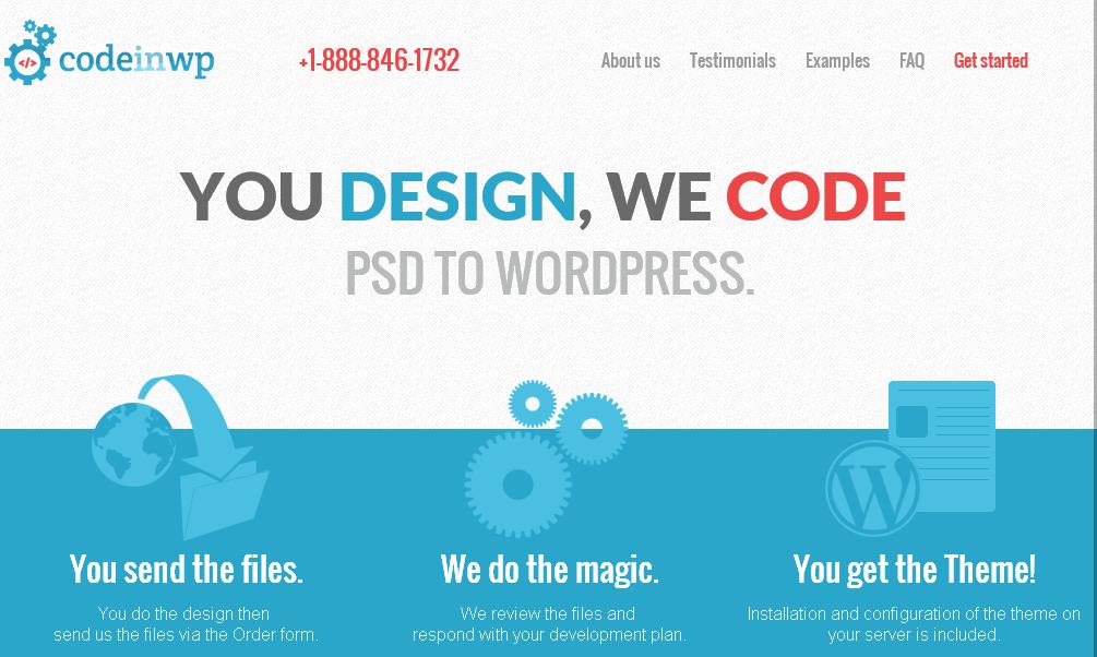Top 5 PSD to WordPress Services | Readythemes.com
