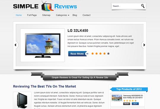 Simple Review Plus