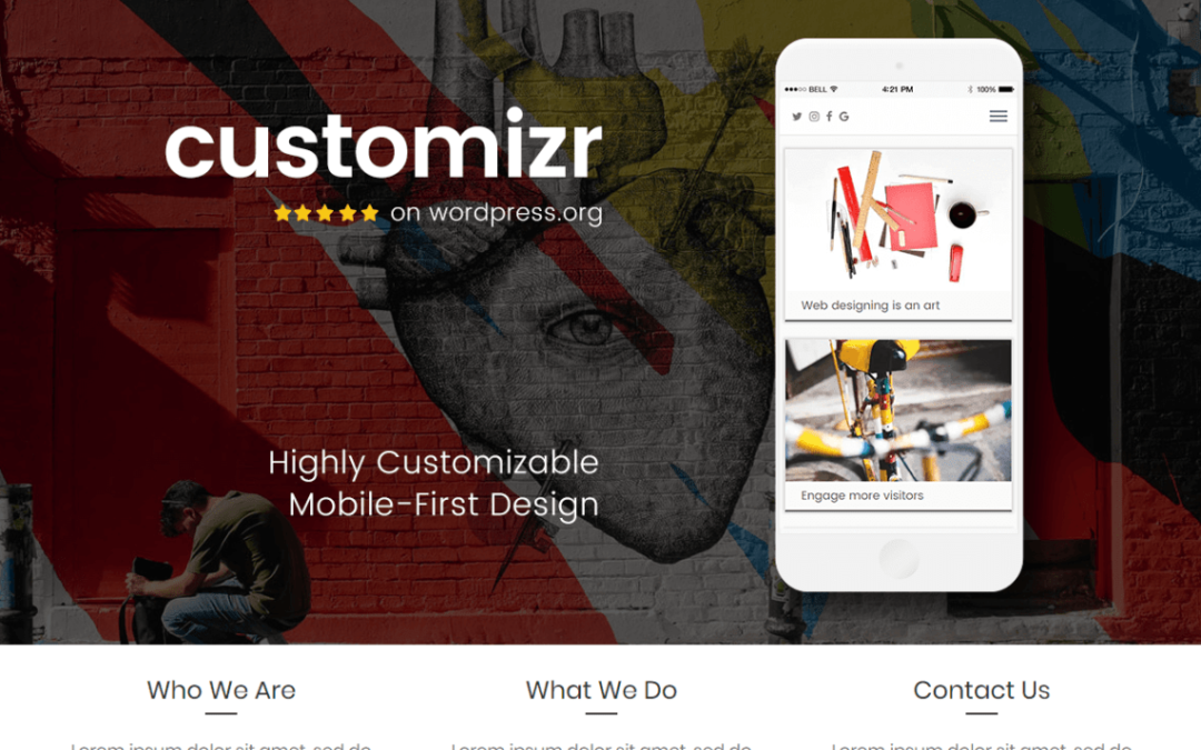 Ready Affiliate –  Customizr