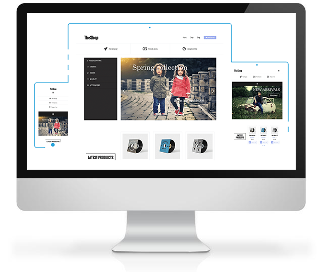eStore from Elegant Themes